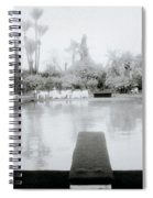Exotic Oasis  Spiral Notebook