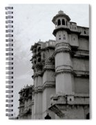 Exotic Udaipur Spiral Notebook