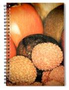 Exotique 1 Spiral Notebook