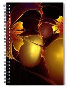 Exotique Spiral Notebook
