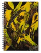 Expectations Yellow Spiral Notebook