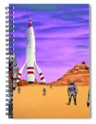 Expedition Spiral Notebook
