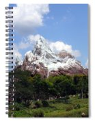 Expedition Everest Spiral Notebook