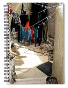 Experimental Living Spiral Notebook