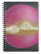 Exploration C Spiral Notebook