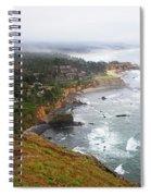Exploring The Oregon Coast Spiral Notebook