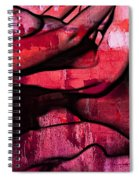 Explosions Spiral Notebook