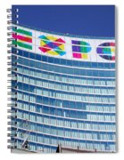 Expo Sign Spiral Notebook