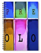 Express Color Spiral Notebook