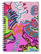 Expression Fantastic Spiral Notebook