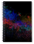Expressions Of Color Spiral Notebook