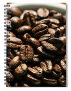 Expresso Beans Spiral Notebook