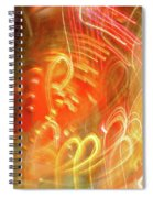 Extra Ball Time Spiral Notebook