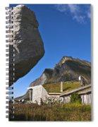 Extraordinary Landscape6 Spiral Notebook