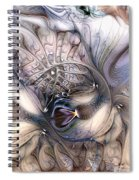Extrinsic To Everything Spiral Notebook