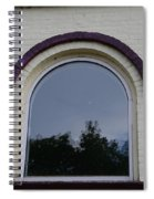 Eye Brow Spiral Notebook