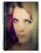 Eye Contact #02 Spiral Notebook