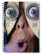 Eye Exam Spiral Notebook