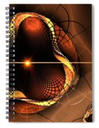 Eye Of The Bug... Spiral Notebook