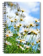 Eye Of The Day Spiral Notebook