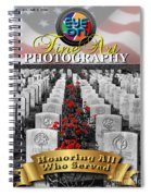Eye On Fine Art Photography May Edition Spiral Notebook