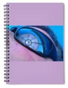 Eye On Summer Spiral Notebook