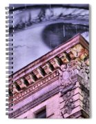 Eye On The City Spiral Notebook