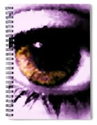 Eye See Spiral Notebook