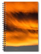 Eyes Of Sauron Spiral Notebook