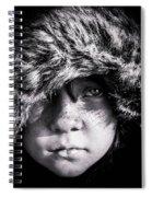 Eyes On Stun Spiral Notebook