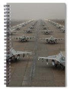 F-16 Fighting Falcons, Kunsan Air Base Spiral Notebook