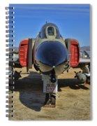 F-4c Phantom II Spiral Notebook