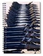 F-4e Phantom II Aircraft Spiral Notebook