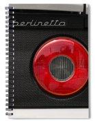 F355 Berlinetta Spiral Notebook