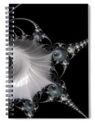 Abstract Unicorn 41945 Spiral Notebook