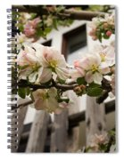 Facades And Fruit Trees Spiral Notebook