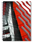 Facadism Spiral Notebook