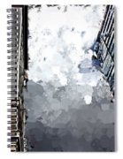 Face Off Spiral Notebook