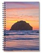 Face Time Spiral Notebook