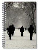 Faceless Spiral Notebook