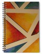 Facets 4 Spiral Notebook