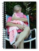 Facing Generations Spiral Notebook