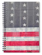 Faded Glory Spiral Notebook