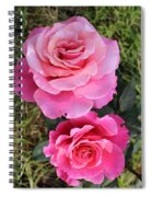 Faded Love Vertical Spiral Notebook