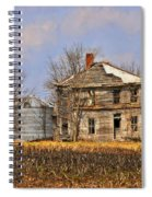 Fading Farm Spiral Notebook