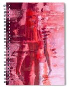 Fading Memories Spiral Notebook