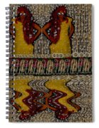 Faeries And Mermaids Spiral Notebook