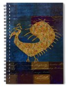 Fafa Bird - 01c04alss Spiral Notebook