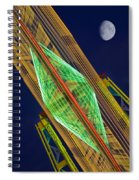 Fair Night Spiral Notebook