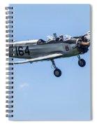 Fairchild Pt-23 Spiral Notebook